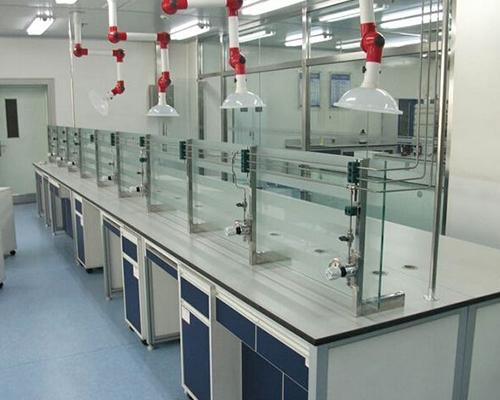 理化实验室家具定制案例