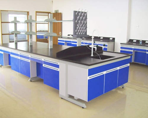 钢木实验台柜