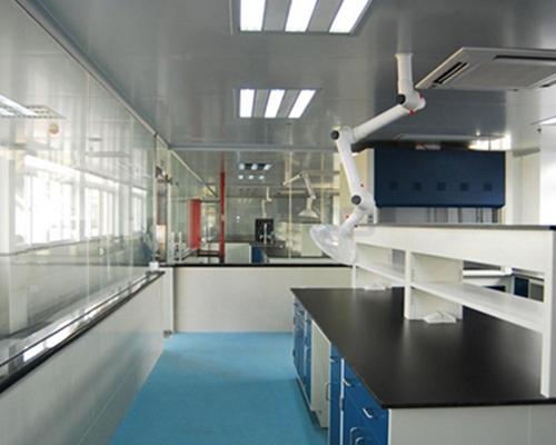 实验室翻新