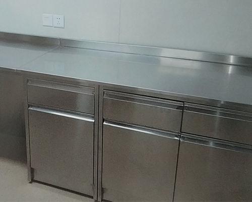 实验室不锈钢实验台
